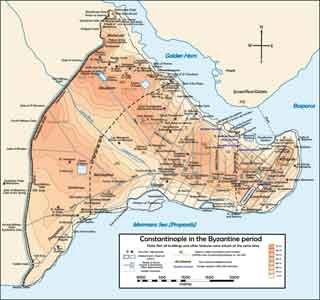 Kejatuhan Constantinople