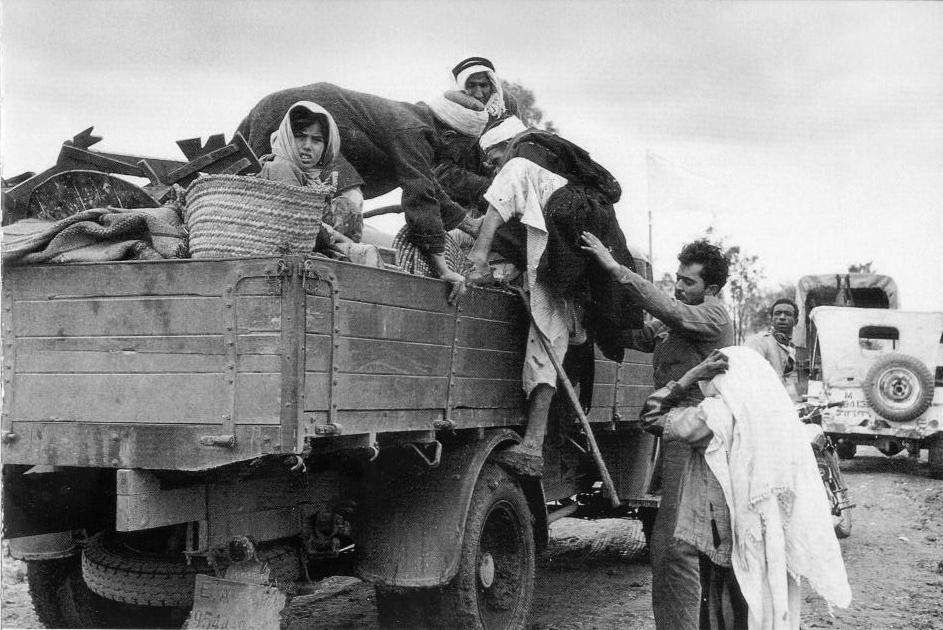 Hari Nakba : Kecelakaan Palestin 15 Mei 1948