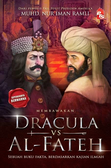 Buku : Dracula vs Al-Fateh
