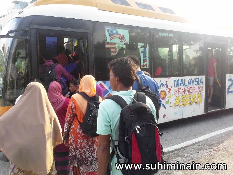 Hari ke-2 BNR KL Bagi Putrajaya – Cyberjaya