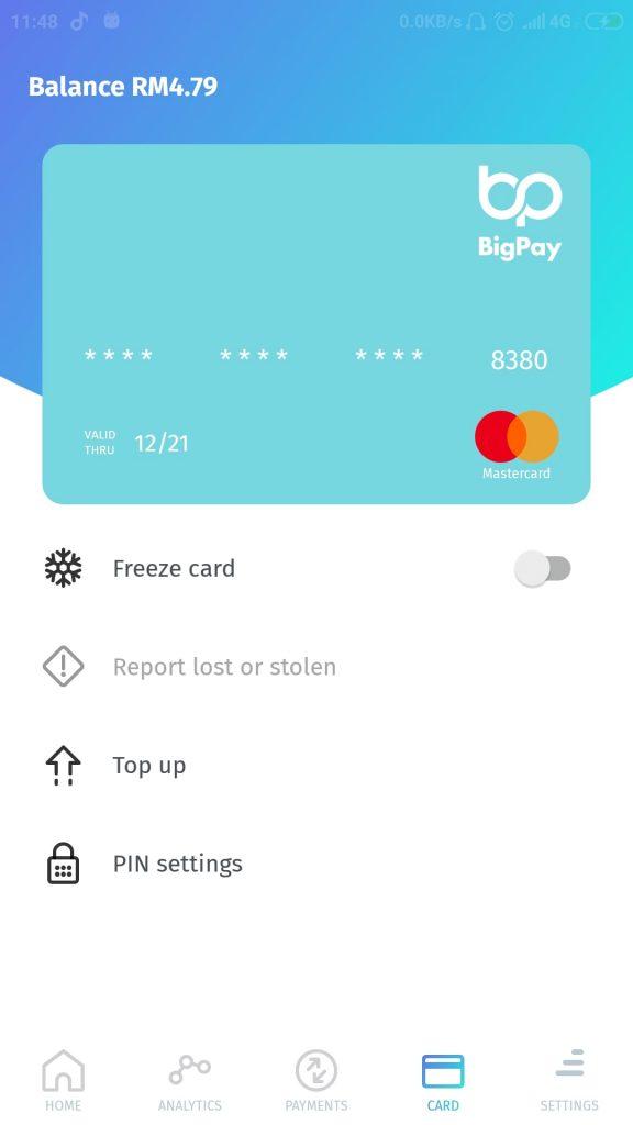 bigpay airasia buat duit free tanpa modal